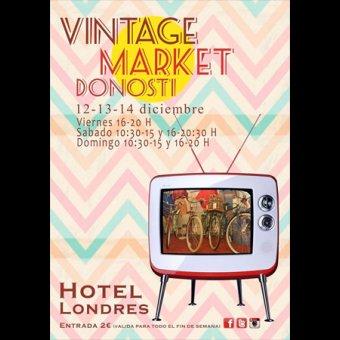 Vintage Market Donosti - Diario Vasco