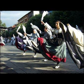 Festival de Danzas - Diario Vasco