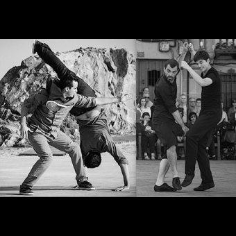 Espect culo de danza topa work in progress en donostia for Espectaculo kukai dantza