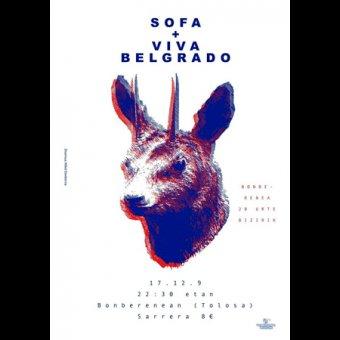 Kontzertua viva belgrado sofa en tolosa diario vasco for Sofas tolosa