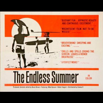Ud-ha 2018 - Cine: The Endless Summer en Donostia-San Sebastián