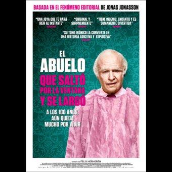 Sesion De Cine El Abuelo Que Salto Por La Ventana Y Se Largo En