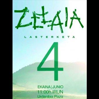 III Carrera Solidaria Zelaia en Irun